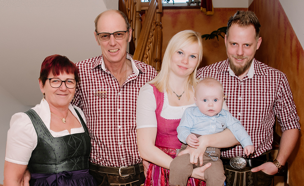 Gasthof Haidbach - Familienbetrieb - Familie Ronacher - Gasthaus